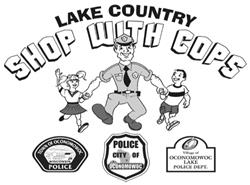 Shop With Cops Logo