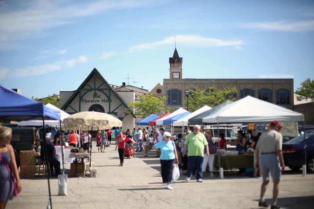 summer farmers market - Oconomowoc German Christmas Market