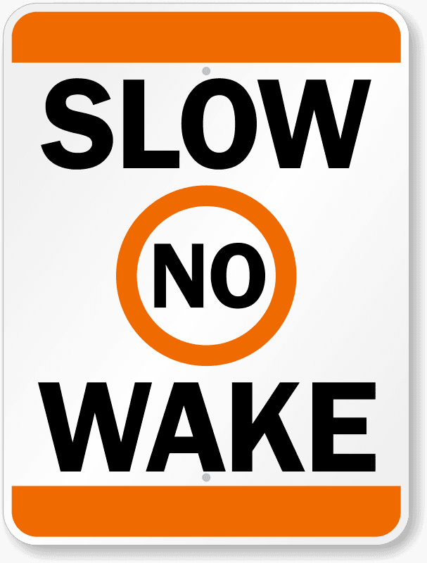 slow-no-wake-zone-sign-k-0100