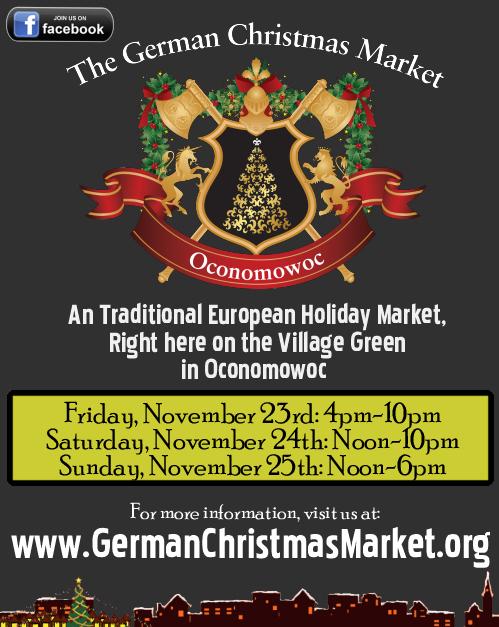 german christmas market - Oconomowoc German Christmas Market